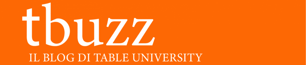 tbuzz blog – table University